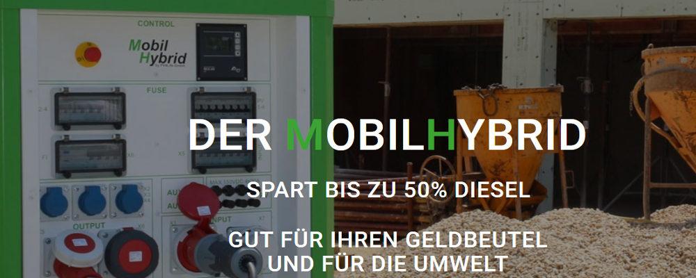 MobilHybrid Firma im UTG