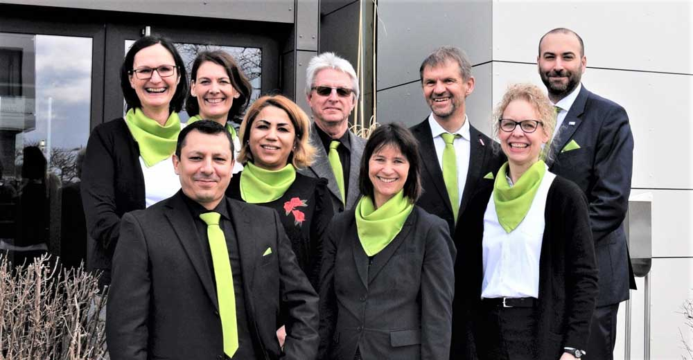 Mitarbeiter UTG - Büros, Labors und Werkstätten in Augsburg