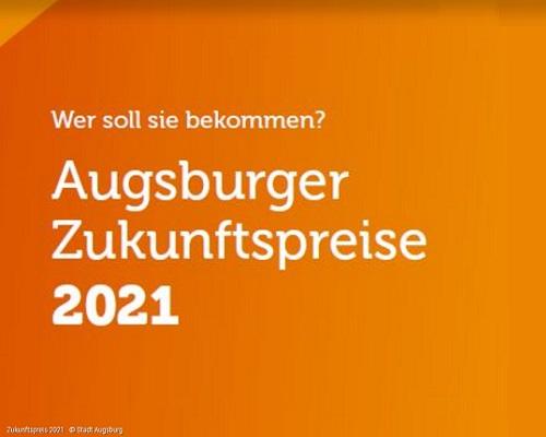 Augsburger Zukunftspreis 2021