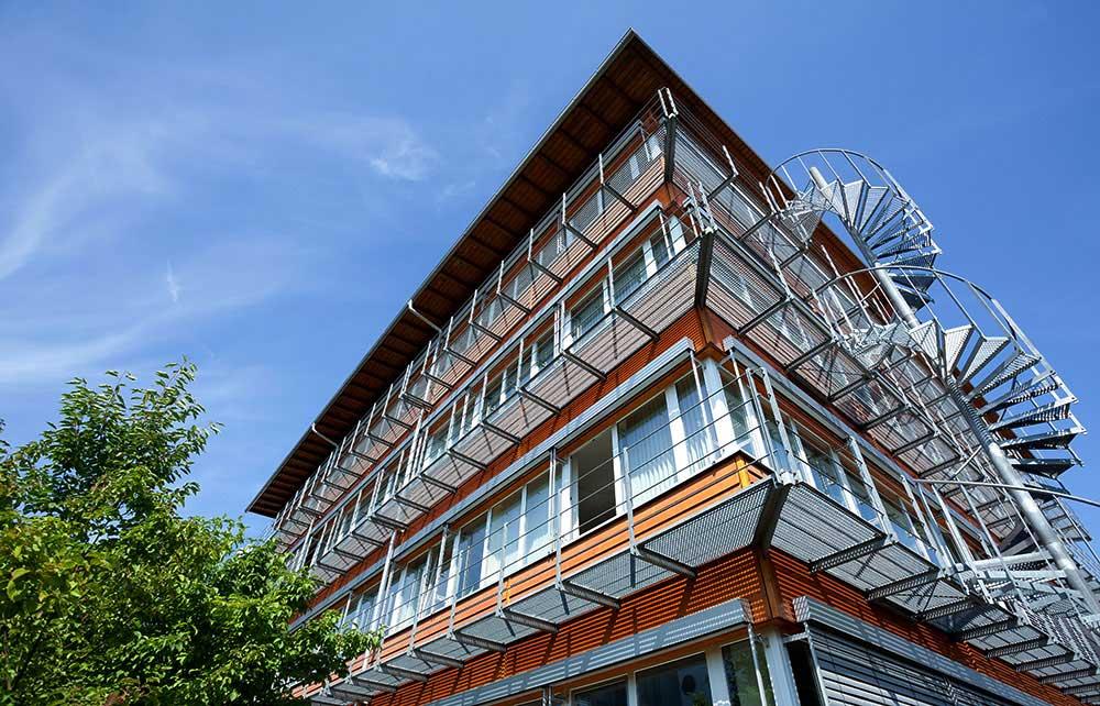 Bürosgebäude UTG - Büros, Labors und Werkstätten in Augsburg